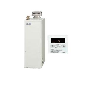 UIB-SA38MX-A コロナ 石油給湯機器 SAシリーズ(水道直圧式) 給湯専用タイプ UIBシリーズ 据置型 38.4kW 屋外設置型 無煙突 シンプルリモコン付属 UIB-SA38MX(A)