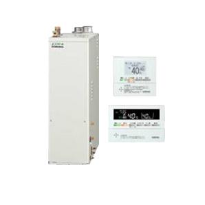 UKB-EF470FRX5-S(FFP) コロナ 石油給湯機器 エコフィール EFシリーズ(水道直圧式) フルオートタイプ UKBシリーズ(給湯+追いだき)据置型 46.5kW 屋内設置型 強制給排気 インターホンリモコン付属