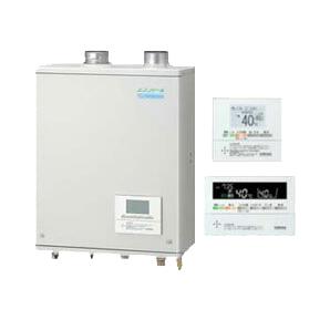UKB-EG470FRX-S-FFP コロナ 石油給湯機器 エコフィール EGシリーズ(水道直圧式) ガス化 フルオートタイプ UKBシリーズ(給湯+追いだき)壁掛型 46.5kW 屋内設置型 強制給排気 インターホンリモコン付属 UKB-EG470FRX-S(FFP)