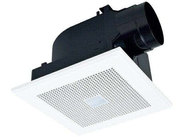 VD-20ZALC10 三菱電機 ダクト用換気扇 天井埋込形 サニタリー用 低騒音形 人感センサー付 24時間換気機能 浴室・トイレ・洗面所(居間・事務所・店舗)用