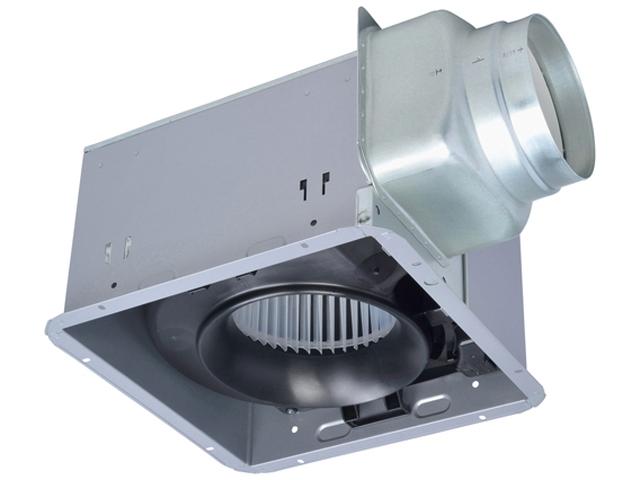 VD-20ZLX10-IN 三菱電機 ダクト用換気扇 天井埋込形 居間・事務所・店舗用 24時間換気機能付 グリル別売タイプ