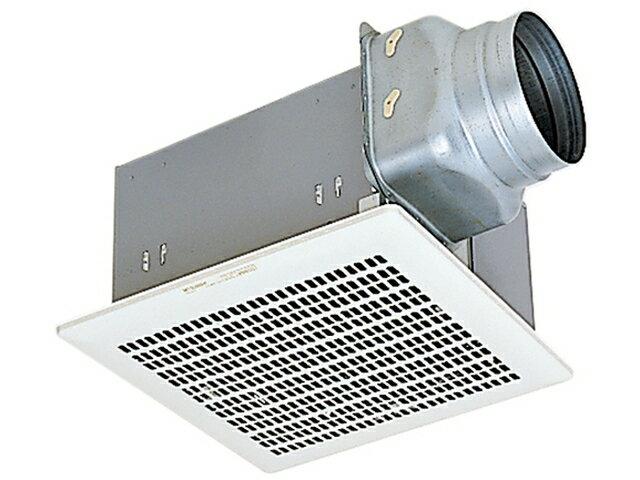 VD-20ZV3 三菱電機 ダクト用換気扇 天井埋込形 台所用 DCブラシレスモーター搭載 24時間換気機能付 定風量タイプ 台所・湯沸室・厨房