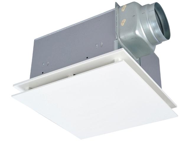 VD-23ZX10-FP 三菱電機 ダクト用換気扇 天井埋込形 居間・事務所・店舗用 低騒音形 フラットインテリアタイプ