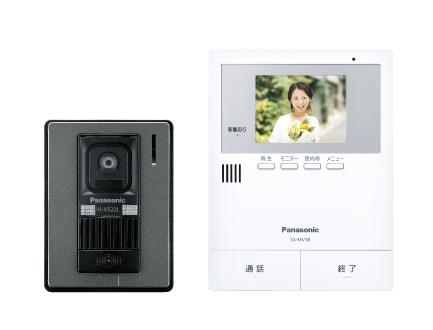 VL-SV38XL パナソニック Panasonic カラーテレビドアホンセット 2-2タイプ 録画機能付きタイプ VL-SV38XL