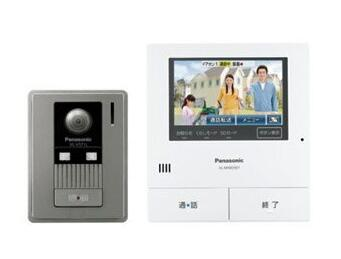 VL-SVD501KL パナソニック Panasonic 家じゅうどこでもドアホン テレビドアホン2-7タイプ 基本システムセット