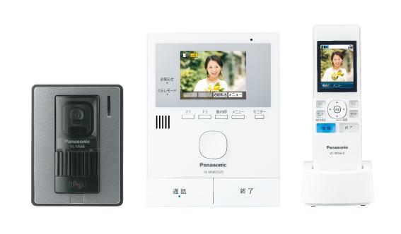 VL-SWD220K Panasonic パナソニック VL-SWD220K Panasonic シンプルな家じゅうどこでもドアホン ワイヤレスモニター付テレビドアホン1-2タイプ 基本システムセット パナソニック VL-SWD220K, いいヘナオンラインショップ:1b987932 --- officewill.xsrv.jp