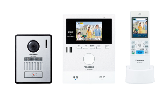 VL-SWD303KL パナソニック Panasonic VL-SWD303KL 家じゅうどこでもドアホン ワイヤレスモニター付テレビドアホン2-7タイプ 基本システムセット VL-SWD303KL VL-SWD303KL, イルビゾンテ正規取扱店 Ray-g:b045fadc --- officewill.xsrv.jp