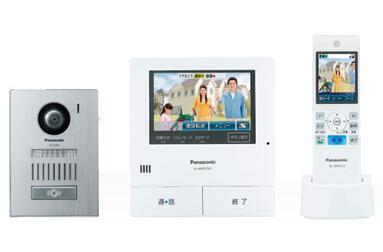 VL-SWD501KS Panasonic 家じゅうどこでもドアホン ワイヤレスモニター付テレビドアホン2-7タイプ 基本システムセット