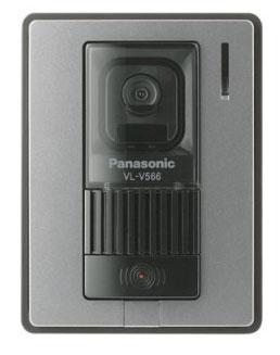 VL-V566-S Panasonic テレビドアホン用システムアップ別売品 カラーカメラ玄関子機 露出型