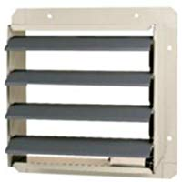VP-50-MS2 東芝 換気扇 システム部材 有圧換気扇専用電気式シャッター