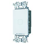 WTY521730WK パナソニック Panasonic 電設資材 アドバンスシリーズ配線器具 タッチ LED埋込調光スイッチ(逆位相タイプ) 親器