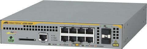 X230-10GP アイホン ビジネス向けインターホン IPネットワーク対応IXシステム PoEスイッチ X230-10GP