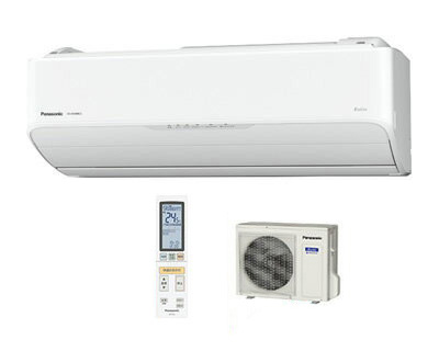 XCS-228CAX-W/S パナソニック Panasonic 住宅設備用エアコン Eolia エコナビ搭載AXシリーズ(2018) (おもに6畳用・単相100V)