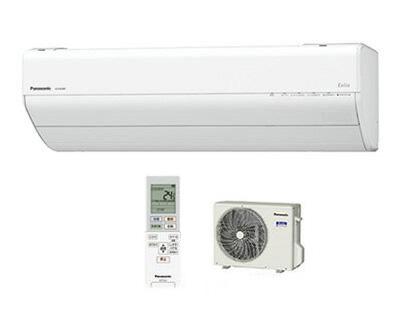 XCS-228CGX-W/S パナソニック Panasonic 住宅設備用エアコン Eolia エコナビ搭載GXシリーズ(2018) (おもに6畳用・単相100V)