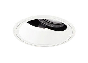 XD401296HLEDユニバーサルダウンライト 本体(深型)PLUGGEDシリーズ COBタイプ 48°拡散配光 埋込φ150白色 C3500/C2750 CDM-T70Wクラス 高彩色オーデリック 照明器具 天井照明