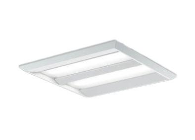 施設照明cledy 白色 エコパネルLEDベースライトスクエアタイプ Cチャンネル回避 非調光XD43740L EPシリーズ 直付埋込両用型FHP45W×3クラス コイズミ照明