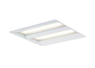 XD43749L コイズミ照明 施設照明 cledy EPシリーズ エコパネルLEDベースライト スクエアタイプ 埋込型 □600 FHP45W×4クラス 温白色 非調光 XD43749L