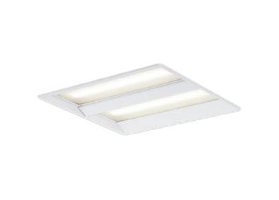 コイズミ照明 施設照明cledy EPシリーズ エコパネルLEDベースライトスクエアタイプ 埋込型 □450FHP32W×4クラス 温白色 非調光XD43761L