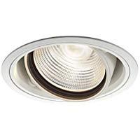XD46255L コイズミ照明 施設照明 Wlief対応 LEDユニバーサルダウンライト 無線制御調光/高演色リフレクタータイプ HIGH CRI HID70W相当 2500lmクラス 20° 電球色 XD46255L