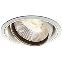 XD46264L コイズミ照明 施設照明 Wlief対応 LEDユニバーサルダウンライト 無線制御調光/高演色リフレクタータイプ HIGH CRI HID100W相当 3500lmクラス 20° 電球色 XD46264L