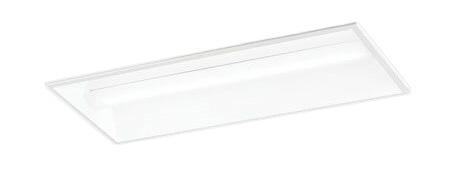 XD504010P4D オーデリック 照明器具 LED-LINE LEDベースライト 埋込型 20形 下面開放型(幅300) LEDユニット型 非調光 3200lmタイプ 温白色 Hf16W高出力×2灯相当 XD504010P4D