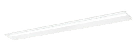 ●XD504012P2B オーデリック 照明器具 LED-LINE LEDベースライト 埋込型 110形 下面開放型(幅300) LEDユニット型 非調光 10000lmタイプ 昼白色 FLR110W×2灯相当 XD504012P2B