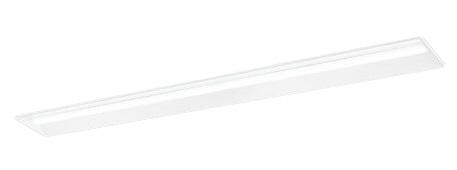 ●XD504012P4A オーデリック 照明器具 LED-LINE LEDベースライト 埋込型 110形 下面開放型(幅300) LEDユニット型 非調光 13400lmタイプ 昼光色 Hf86W×2灯相当 XD504012P4A