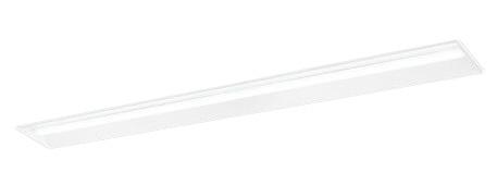 ●XD504012P4BLED-LINE LEDユニット型ベースライト埋込型 110形 下面開放型(幅300) 13400lmタイプ非調光 昼白色 Hf86W×2灯相当オーデリック 施設照明 オフィス照明 天井照明