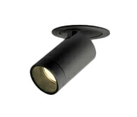 XD603106HCLEDフィクスドダウンスポットライト(小口径)MINIMUM(ミニマム)COBタイプ 埋込φ75 位相制御調光電球色 16° C1000 JR12V-50Wクラスオーデリック 照明器具 飲食店用 天井照明