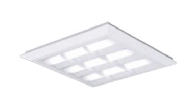 XL474CBVLA9 パナソニック Panasonic 施設照明 一体型LEDベースライト 昼白色 直埋兼用 FHP32形×4灯相当 スクエアタイプ 格子タイプ □570 連続調光型