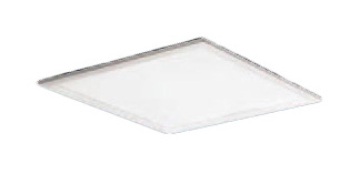 XL575PFFJDZ9 パナソニック Panasonic 施設照明 一体型LEDベースライト 温白色 埋込型 FHP45形×4灯高出力相当 乳白パネル スクエアタイプ □450 デジタル調光タイプ 連続調光型 XL575PFFJDZ9