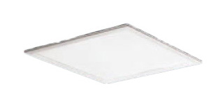 XL583PFFJLA9 パナソニック Panasonic 施設照明 一体型LEDベースライト 温白色 埋込型 FHP45形×3灯相当 スクエアタイプ 乳白パネル □600 連続調光型 XL583PFFJLA9