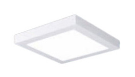 XL664PFVJLA9 パナソニック Panasonic 施設照明 一体型LEDベースライト 昼白色 直付型 FHP23形×4灯相当 スクエアタイプ 乳白パネル □400 連続調光型 XL664PFVJLA9