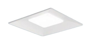 XLX111VENRZ9 パナソニック Panasonic 施設照明 一体型LEDベースライト 埋込型 スクエアシリーズ スクエア光源タイプ 昼白色 調光 下面開放型 □600 12000lmタイプ コンパクト形蛍光灯FHP45形4灯器具相当 埋込XLX111VEN RZ9