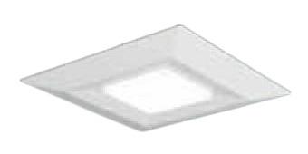 ●XLX160DKVJLA9 パナソニック Panasonic 施設照明 一体型LEDベースライト 温白色 直付/埋込兼用 スクエア光源タイプ □720 連続調光型 下面開放型 コンパクト形蛍光灯FHP32形3灯器具相当 6500lm