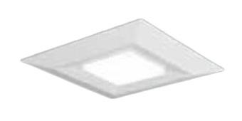 XLX191DEWJRZ9 ●パナソニック Panasonic 施設照明 一体型LEDベースライト 直付/埋込兼用 スクエア光源タイプ □720 コンパクト形蛍光灯FHP45形3灯器具相当 白色 調光タイプ 下面開放型 9000lm