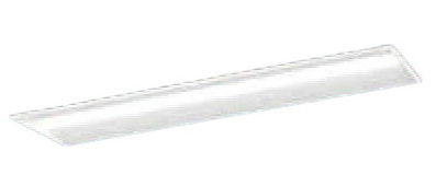 XLX455VHWTLE9 パナソニック Panasonic 施設照明 一体型LEDベースライト 40形 埋込型 W300 下面開放型 Hf蛍光灯32形定格出力型2灯器具相当 コンフォートタイプ グレアセーブタイプ 5200lmタイプ 白色 非調光