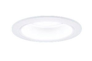 XND2531WNLE9 パナソニック Panasonic 施設照明 LEDダウンライト 昼白色 浅型10H ビーム角85度 拡散タイプ 水銀灯100形1灯器具相当