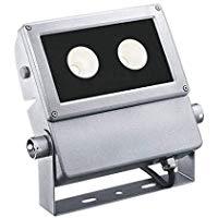XU44178L コイズミ照明 施設照明 S-spot evo LEDエクステリアスポットライト HID100W相当 4000lmクラス 白色 非調光 XU44178L