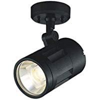 ★コイズミ照明 施設照明cledy L-dazz LEDエクステリアスポットライトHID35W相当 1500lmクラス 電球色 30°非調光XU44280L