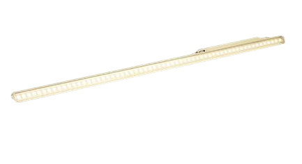 DSY-5256YWLED間接照明 のびたライン 電源内蔵LED交換不可 L1240タイプ LED21W電球色 調光タイプ 傾斜天井対応大光電機 照明器具 リビング 吹き抜け天井用 天井照明