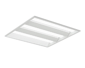 EFK9622W 遠藤照明 施設照明 LEDスクエアベースライト SDシリーズ 電源内蔵 埋込 下面開放形 600シリーズ FHP45W×4器具相当 14500lmタイプ 無線調光 温白色 EFK9622W