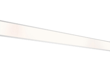 EFK9869W 遠藤照明 施設照明 LED間接照明 Indirect Lightシリーズ ダストレス・コーブ照明 Hf32W×1灯器具相当 拡散配光 L1200タイプ 連結中間用 温白色 無線調光 EFK9869W