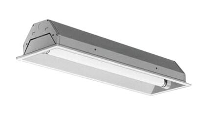 EL-LFB25011AHJ-13N4 三菱電機 施設照明 直管LEDランプ搭載ベースライト埋込形 LDL20 190幅 下面開放タイプ1灯用 1300lmクラスランプ付(昼白色) EL-LFB25011 AHJ(13N4)