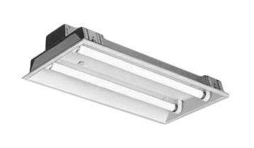 EL-LFB25022AHJ-13N4 三菱電機 施設照明 直管LEDランプ搭載ベースライト埋込形 LDL20 300幅 下面開放タイプ2灯用 1300lmクラスランプ付(昼白色) EL-LFB25022 AHJ(13N4)