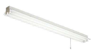 EL-LFH4912BAHX-26N4 EL-LFH4912B AHX(26N4) LDL40 反射笠タイプ2灯用プルスイッチ付 連続調光対応 2600lmクラスランプ付(昼白色) 直管LEDランプ搭載ベースライト 直付・吊下兼用形 三菱電機 施設照明