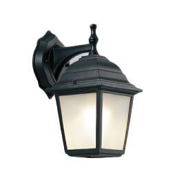 ERB6504BA 遠藤照明 施設照明 LEDアウトドアブラケットライト STYLISH LEDZシリーズ 透明シャンデリア球40W形器具相当 電球色 ERB6504BA