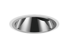 ERD5455WA 遠藤照明 施設照明 LED軒下用グレアレスユニバーサルダウンライト 埋込穴φ150 GLARE-LESSシリーズ 4000/3000タイプ 24°広角配光 電球色 ERD5455WA