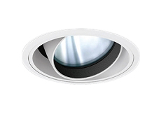 ERD6630W 遠藤照明 施設照明 LEDユニバーサルダウンライト 埋込穴φ150 ARCHIシリーズ セラメタプレミアS70W器具相当 4000タイプ 12°狭角配光(反射板制御) ナチュラルホワイト ERD6630W
