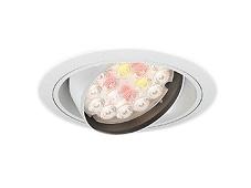 ERD7201W 遠藤照明 施設照明 LED生鮮食品用照明 Rsシリーズ 4000/3000タイプ 埋込穴φ150 中角配光21° 生鮮ナチュラルタイプ ERD7201W